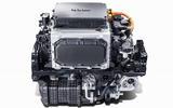 Hyundai nexo motor - front
