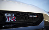 Nissan GT-R Nismo 2020 official reveal - bonnet badge