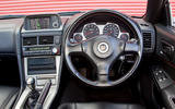 Nissan Skyline GT-R R34 used buying guide - interior