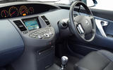 96 not quite a classic Nissan primera interior