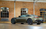 Aston Martin On Her Majesty's Secret Service Superleggera - rear