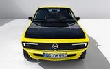 96 opel manta elektromod 2021 official images edit static bonnet