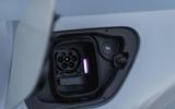 2020 Polestar 2 prototype drive - charging port