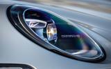 2019 Porsche 911 official reveal - press still headlights