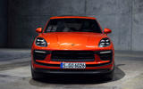 96 Porsche Macan 2021 official images studio nose