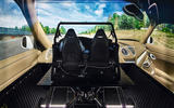 96 Porsche Macan EV official test images simulator