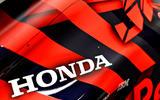 Red Bull F1 car, Honda logo