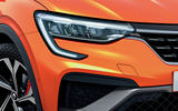 2021 Renault Arkana official European images - headlights
