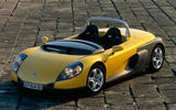 Renaultsport history picture special - Renault Sport Spider static