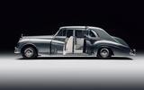 Rolls Royce by Lunaz official images - studio side