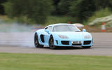 Road test rewind: Noble M600 - drift