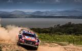 96 Safari Rally shakedown 3