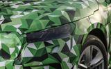 2020 Skoda Enyaq prototype first drive - camo wrap