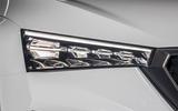 Skoda Vision RS concept drive - headlights