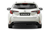 Suzuki Swace official press images - rear