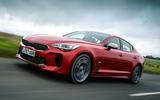 Top 10 best sports saloons 2020 - Kia Stinger GT S
