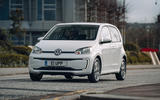 Top 10 small electric cars Volkswagen E-Up!