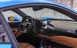 Top 50 cars 2020 - final five - Ferrari F8 Tributo interior