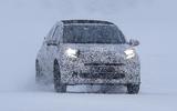 96 Toyota Aygo camo spy images nose