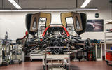 Waking the Toyota GT-One - disassembled