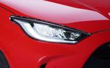 Toyota Yaris 2019 official studio - headlights
