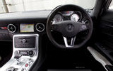 Used buying guide Mercedes-AMG SLS - interior