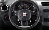 96 UBG Seat Cupra Leon Mk2 interior