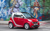96 UBG Smart ForTwo 2007 on road