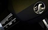 96 Vauxhall Astra 2021 teaser images steering wheel