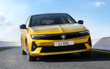96 Vauxhall Astra 2022 official images nose