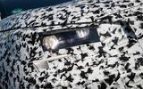 Vauxhall Corsa 2019 prototype drive - headlights