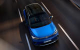 Volkswagen ID 4 official images - tracking aerial front