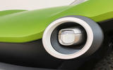 Volkswagen ID Buggy concept first drive - headlights