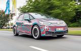 Car Sharing schemes - VW ID 3