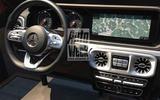 2018 Mercedes-Benz G-Class: all-new interior design leaked online