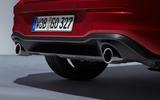 Volkswagen Golf GTI 2020 - exhausts