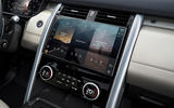 Land Rover Discovery MY2021 official images - infotainment