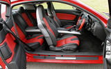 Mazda RX-8 used buying guide - interior