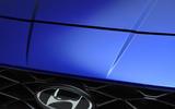 Hyundai i20 2020 studio images - bonnet
