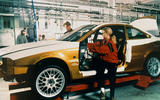 My life in 12 cars - Mike Flewitt - Volvo V70 production