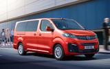97 10 best EV tow cars Vauxhall e Vivaro life