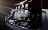 Nissan Qashqai 2021 preview touchscreen