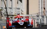 97 Alex Lynn Mahindra Formula E 2021 car