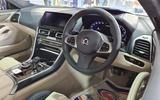 97 Alpina B8 Gran Coupe Goodwood interior
