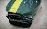 97 Aston Martin AMR C01 simulator tested nose