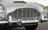 Aston Martin DB5 Goldfinger Continuation rotating numberplates