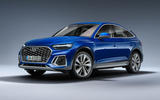 Audi Q5 Sportback 2020 official images - static front
