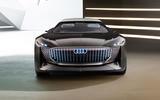 97 Audi Sky sphere concept 2021 static nose