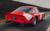 97 Bell Sport Classic 330 LMB tracking rear