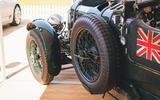 Bentley Blower Continuation - wheel